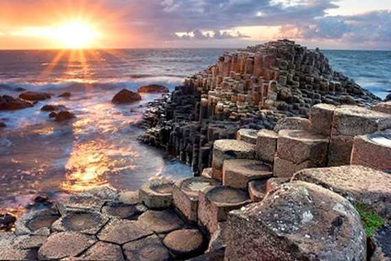 Giant's Causeway and Antrim Coast